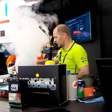 Overclocking, overclocking, and much more! Like overclocking